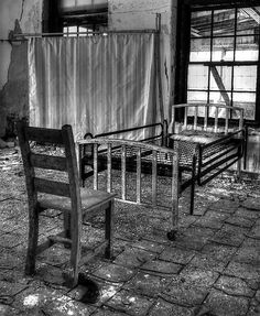 We Dont Belong Here Anymore....Norwich State Hospital June 2011 byMicheleDAmicol