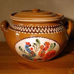 Oala ceramica traditionala pentru gatit - Transilvania