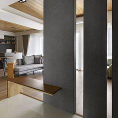 Элегантная современная квартира в Тайване