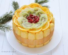 Reteta Tort Diplomat - DesertdeCasa.ro - Maria Popa Romanian Desserts, Romanian Food, Charlotte Cake, Cake Recipes, Dessert Recipes, Pastry Cake, Sweet Tarts, Food Cakes, Marie