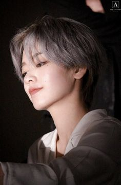 JOO YOUNG PICS (@jooyoungarchive) / Twitter Short Hair Tomboy, Asian Short Hair, Short Hair Cuts, Korean Actresses, Korean Actors, Actors & Actresses, Lee Joo Young Hair, Tomboy Hairstyles, Shot Hair Styles