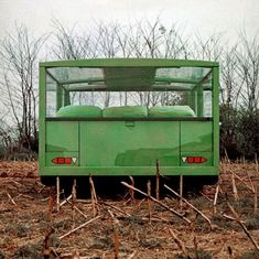 Kar-a-sutra, Mario Bellini, concept car, 1972
