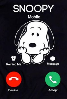 Snoopy pick up ur phone Gifs Snoopy, Snoopy Images, Snoopy Pictures, Snoopy Quotes, Peanuts Cartoon, Peanuts Snoopy, Peanuts Characters, Cartoon Characters, Snoopy Wallpaper