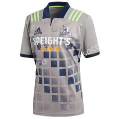 cce3680d918 topjersey provides cheap and quality Highlanders Gray Thailand Training Rugby  Shirt with the information of price, image, size, style and others, ...