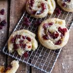 (Idiot Proof) 5-Ingredient Cranberry   Brie Cinnamon Sugar Puff Pastry Swirls.