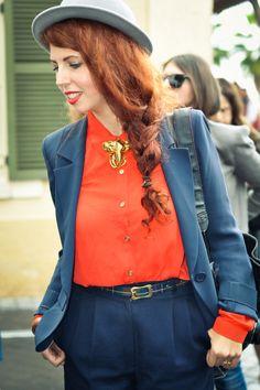 Tel Aviv Fashion Week  morgane-leopardlegs.com