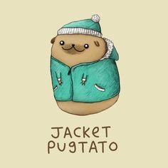 Jacket Pugtato by Sophie Corrigan
