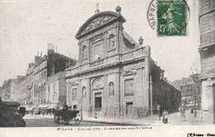 Église Sainte Élisabeth du Temple.