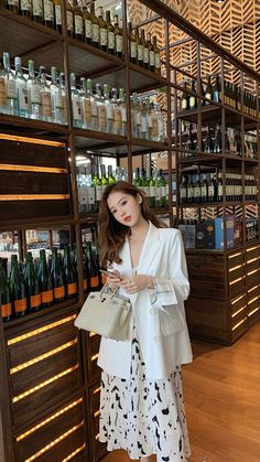Workwear Fashion, Style Fashion, Fashion Outfits, Future Photos, Summer Dresses For Women, Aesthetic Fashion, Korean Style, Feminine Style, Kpop Girls