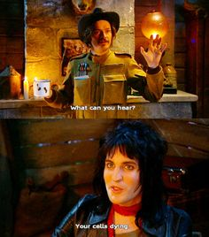 Oh how I love The Mighty Boosh!  I'M OLD GREG!