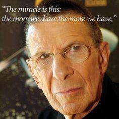 Leonard-nimoy-quotes-6 RIP Mr Spock