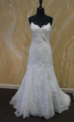 My dream wedding dress on pinterest size 10 size 12 and for How much are watters wedding dresses