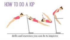 How to Do a Kip: Drills and Exercises You Can Do to Improve
