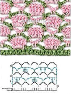 flower stitches
