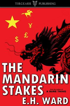 The Mandarin Stakes The Awful Truth, Buckingham Palace, Stud Farm, Author, Thrillers, Public, Contemporary, Street, Writers