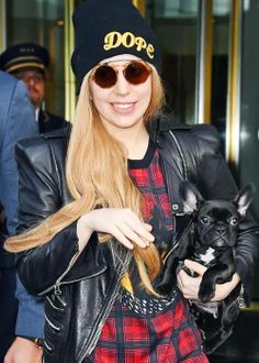 Lady Gaga and Asia this week