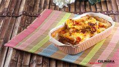 A Itália à sua mesa neste prato delicioso que vai fazer as delícias das crianças e dos adultos. Fácil de preparar