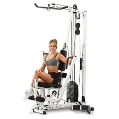 Body Solid EXM1500S Home Gym - the number 1 Best Buy in the home gym category, they found it in the EXM1500S.