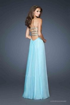 We Know you Love La Femme Dresses as Much as We Do! Find the Perfect La Femme Prom or Homecoming Dress of Your Dreams Today at Peaches Boutique Chiffon Evening Dresses, Cheap Evening Dresses, A Line Prom Dresses, Chiffon Gown, Homecoming Dresses, Cute Dresses, Dress Prom, Tube Dress, Dresses Dresses
