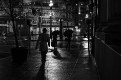 in the dark of the night. by fatima salcedo