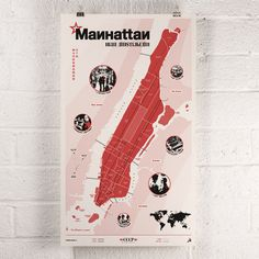 Fab.com | Soviet Manhattan Red