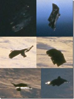 Black Knight Satellite.... Seems to be a pretty big mystery