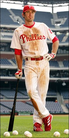 """""""I know it sounds stupid and cliche, but I just want to get better. I want to keep improving."""" -Chase Utley"""