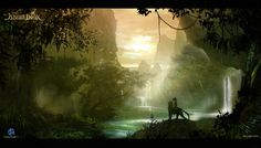 Exclusive: The Jungle Book - Concept arts by Edvige Faini | CG Daily News
