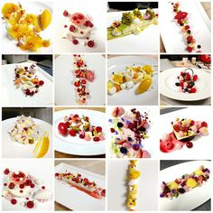 Plated Desserts | Flickr - Photo Sharing!
