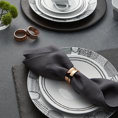 Kingston Copper Napkin Ring