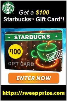 Get Free Starbucks Gift Card Gift Card Sale, Visa Gift Card, Gift Card Giveaway, Prize Giveaway, Gift Card Basket, Gift Card Boxes, Netflix Gift Card, Itunes Gift Cards, Gift Card Bouquet