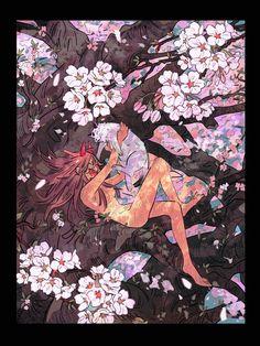 Aesthetic Grunge, Aesthetic Anime, Manga Characters, Art Pages, Chainsaw, Art Inspo, Amazing Art, Cool Art, Art Drawings