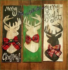 adorable wood christmas crafts 41 - Craft and Home Ideas christmas wood crafts - Wood Crafts Christmas Wooden Signs, Christmas Wood Crafts, Pallet Christmas, Rustic Christmas, Christmas Projects, Merry Christmas, Holiday Crafts, Christmas Time, Christmas Decorations
