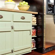 easy cabinet door makeover