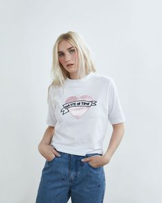 Lazy Oaf Waste of Time T-shirt