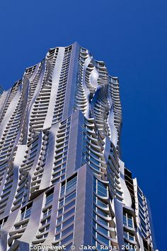 The Beekman, Also Known As Beekman Tower, Architect Frank Gehry, Manhattan,  New