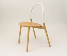 Sling chair - Joe Doucet Elegant beautiful and sleek .. Definitely not the most comfortable option though