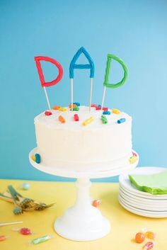 Father's Day Twizzlers Cake Topper (Oh Happy Day!) Father's Day Twizzlers Cake Topper Diy Father's Day Gifts Easy, Father's Day Diy, Easy Diy, Fathers Day Cake, Fathers Day Crafts, Diy Father's Day Cake, Hamburger Cake, Mustache Cake, Dad Cake