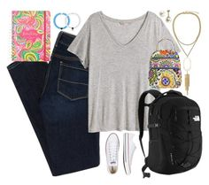 """""""(Read d) My exact first day of school outfit"""" by lauren-hailey ❤ liked on Polyvore"""