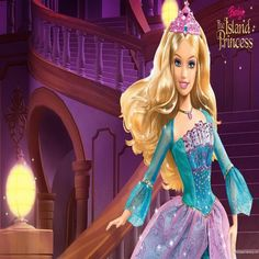 110 Best Barbie As The Island Princess Images Barbie Movies