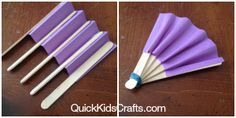 7 Springtime Crafts for Kids Using Popsicle Sticks - Quick Kids ...