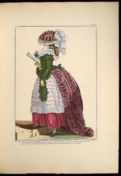 Later 18th century fashion