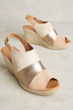 Favorite Shoe Trend (espadrilles, of course!)