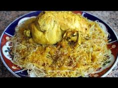 Rfissa with Rziza Recipe - Part I: How to make the chicken.