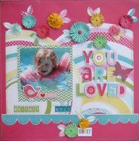 A Project by auntieklm from our Scrapbooking Gallery originally submitted 04/29/13 at 03:59 PM