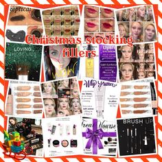 Christmas is coming!!!  I can't stop thinking about stocking fillers!   I have 10 stockings to make this year!!!   What should I put in them?!  Opulence Lip Stick Liquid To Powder Foundation Skin Perfecting Concealer ✨ Addiction Eye Shadow pallet  What else would you want in your stocking  Www.blissfulbeauty.eu