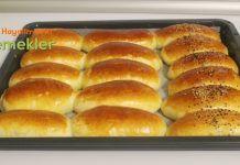 Γεμιστά ψωμάκια με τυρί Hot Dog Buns, Hot Dogs, Hamburger, Bread, Food, Meal, Essen, Hamburgers, Breads