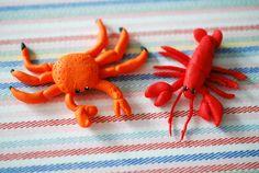 Crab & Crawfish
