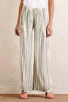 Opal Wide Leg Trousers £108 leveälahkeiset harmaat housut kesähousut