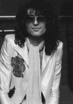 Jimmy Page. If I got a hold of the TARDIS I'd go back to 1973 and bang this man.